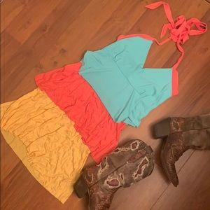 Dresses & Skirts - NWT Boutique Summer Dress
